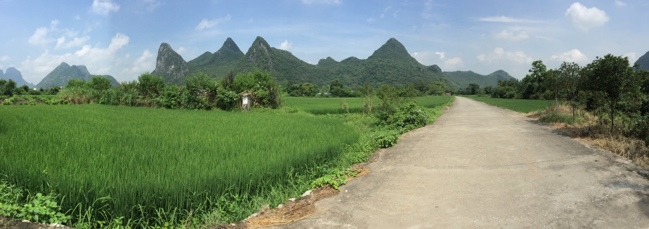 Our trip to Guilin, China.